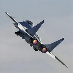 Mikoyan MiG-29M2 - 06 (NickJ 1972) Tags: maks zhukovsky airshow 2019 aviation mikoyan mig29 fulcrum 747 blue