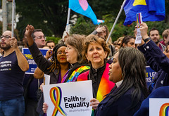2019.10.08 SCOTUS Protest for LGBTQ Equality, Washington, DC USA 281 24023