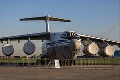 Ilyushin Il-76MD-90A - 03 (NickJ 1972) Tags: maks zhukovsky airshow 2019 aviation ilyushin il76 candid rf78654