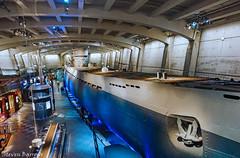 """Das Boot"" In The Flesh; U-505; Museum of Science & Industry; Chicago (Steven Barrows) Tags: u505 museumofscienceindustry chicago uboat uboot theboat submarine museum dasboot illinois navy naval warship kriegsmarine"
