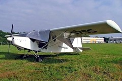 57-SS   Schmetterling 2000 [Unknown] Vichy~F 08/07/2006 (raybarber2) Tags: 57ss abpic airportdata cnunknown filed flickr frenchcivil lflv microlight raybarber single unknown