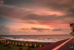 Colombo Swimming Club - Sunset 1 (Beninu Andersen) Tags: colomboswimmingclub colombo srilanka asia sunset beautiful indianocean evening restaurant cloudscape twilight