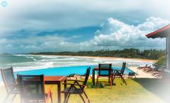 Saman Villas - My Favourite Bar in the World 1 (Beninu Andersen) Tags: favouritebar samanvillas srilanka bentota indianocean paradise tropical cloudscape infinitypool