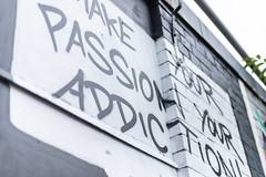 Abhörstation Teufelsberg / NSA Fieldstation: Graffiti Make your passion your addiction! (kevin.hackert) Tags: radarturm verfall fieldstation grunewald havel lost nsa abhörstation berlin abandoned flugüberwachung amerikanischestreitkräfte radar teufelsberg abhöranlage militär urban urbexusa lostplace deutschland