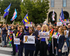 2019.10.08 SCOTUS Protest for LGBTQ Equality, Washington, DC USA 281 24022