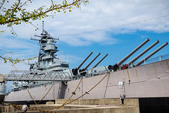 USS Wisconsin '19 (R24KBerg Photos) Tags: virginia va canon 2019 wwii korea history wisconsin ship military navy battleship gulfwar usswisconsin persiangulf norfolkvirginia bb64 usa museum war historic