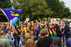 2019.10.08 SCOTUS Protest for LGBTQ Equality, Washington, DC USA 281 24012