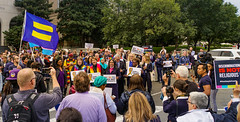 2019.10.08 SCOTUS Protest for LGBTQ Equality, Washington, DC USA 281 24014