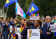 2019.10.08 SCOTUS Protest for LGBTQ Equality, Washington, DC USA 281 24025