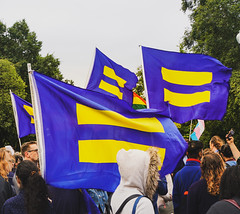 2019.10.08 SCOTUS Protest for LGBTQ Equality, Washington, DC USA 281 24031