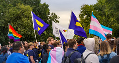 2019.10.08 SCOTUS Protest for LGBTQ Equality, Washington, DC USA 281 24034