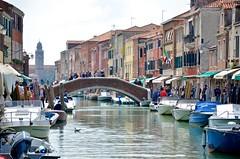 Rio dei Vetrai (Joe Shlabotnik) Tags: italia bridge 2019 italy murano canal april2019 venice venezia afsdxvrzoomnikkor18105mmf3556ged