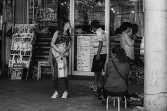 Wacky (Beegee49) Tags: street people blackandwhite filipina staring sony monochrome bw a6400 bacolod city philippines asia happyplanet asiafavorites