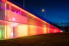 Thermally Speaking (Jack Landau) Tags: nuit blanche toronto 2019 art festival night long exposure installation evening city light canon 5d jack landau