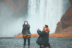 would you marry me (D+tu) Tags: iceland weddingphotography propose wouldyoumarryme