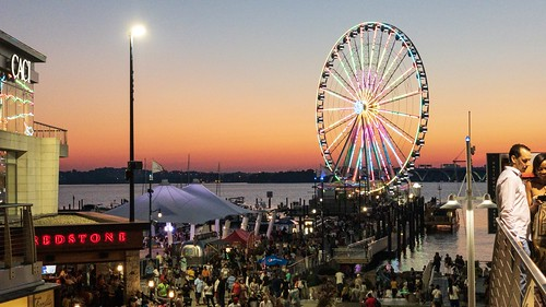 National Harbor Boardwalk