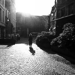 come & get me (marikoen) Tags: blackandwhite streetphotography silhouette antwerp