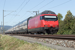 SBB Re 460 087 Sissach (daveymills37886) Tags: sbb re 460 087 sissach baureihe bombardier