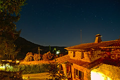 Prades (Xavi182) Tags: noche night astrofotogrfía nikon d7000 prades cataluña catalunya tarragona spain tamron 1770