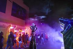 Anarch-ade Scare Zone at Halloween Horror Nights 29 Universal Orlando. Photo by Philip Hernandez. (hernandez.philip) Tags: halloween halloweenhorrornights orlando universalstudios
