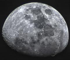 The Moon 10082019 (Phil Ostroff) Tags: moon 66mm zwo petzval william optics asi120mc