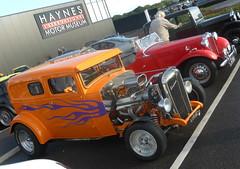 Morris 10 Van (1934) Streetrod (andreboeni) Tags: morris morris10 van 1934 streetrod custom rod hotrod classic car automobile cars automobiles voitures autos automobili classique voiture rétro retro auto oldtimer klassik classica classico axm810