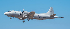 Orion on final (SBGrad) Tags: 200500mmf56e 2019 alr buno162778 bloodhounds d750 kntd lockheed nikkor nikon orion p3 p3c ptmugu runway21 usnavy vx30 aircraft airfield airport flying