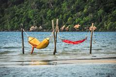 Koh Rong Sanloem, Cambodia (Ben Perek Photography) Tags: koh rong sanloem cambodia khmer beach paradise landscape nature sunset boat beautiful podroze trip travel backpack destination