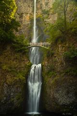 Multnomah Falls (Ping...) Tags: multnomahfalls columbiarivergorge oregon