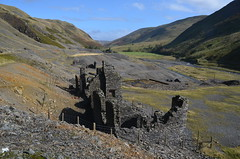 (Sam Tait) Tags: old derelict abandoned mine wales welsh industry industrial heritage mineral great cwmystwyth lead mis mining underground exploring