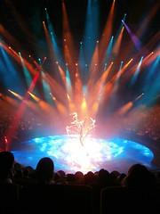 Cirque Soleil, The Dream, Las Vegas, USA (hjreitsma) Tags: circus dream vegas show water cirque soleil wynn