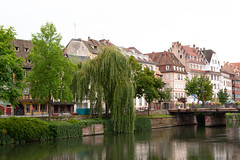 Les quais de l'Ill à Strasbourg (Istvan SZEKANY) Tags: architecture strasbourg outdoor waterway tourism water building cityscape urban bridge old outdoors channel tree house city canal river bank istvanszekany sonya7r3 heritage famous
