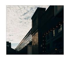 In the Light (Thomas Listl) Tags: thomaslistl color london england uk greatbritain architecture evening sunlight light shade bridge urban city mood atmosphere sky clouds diagonal lines