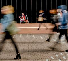 Street photography in the Den Haag (kaveh zabihi) Tags: human street streetphotography denhaag netherlands music holland delft people poor removedfromstrobistpool nooffcameraflash seerule1