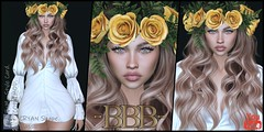 ~BBB~ CRYAN Shape - BoM - GENUS - Classic Face. (Dannon Rain) Tags: genus face shape baby classic strong babyface classicface strongface body skin eyes hair sl secondlife lips curly straight curvy slim bom bakesonmesh