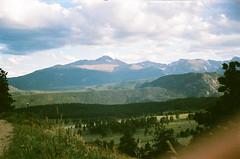 Rocky Mountain National Park (szmenazsófi) Tags: smenasymbol lomo smena analog analogue film 35mm rockymountains rockymountainnationalpark outdoor nature mountains nationalpark landscape