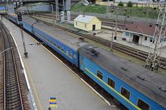 Ukrzaliznytsia Kharkiv (Кевін Бієтри) Tags: ukrzaliznytsia kharkiv ukrzalyznytsia uz ua kharkov kharkivtrainstation kharkivpass train zug treno trench ukraine ukraïna sex sexy d3200 d32 d32d nikond3200 nikon kevinbiétry kevin spotterbietry kb