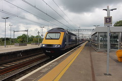 43162 (matty10120) Tags: class railway rail travel transport 43 125 intercity great western first didcot parkway