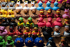 At the Duck Market (WilliamND4) Tags: duck ducks rubberducks market christmasmarket cologne germany nikon d810
