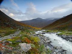 Rännan (dration) Tags: lapland sweden landscape river