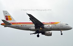 """Xativa"" Iberia EC-JEI Airbus A319-111 cn/2311 named ""Xátiva"" Feb 2005 - Nov 2017 named ""Horacio Echevarrieta"" 11-2017 @ LFPO / ORY 01-05-2015 (Nabil Molinari Photography) Tags: xativa iberia ecjei airbus a319111 cn2311 named xátiva feb 2005 nov 2017 horacioechevarrieta 112017 lfpo ory 01052015"