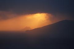Skelligs & Bolus Head, Co Kerry. (2c..) Tags: skellig micheal bolus head ireland 2c 2cimage digital watermarked rain mist island sunset wild way altantic star wars force awakens best moody atmospheric evening