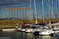 Nieuport - Belgique (hobbyphoto18) Tags: nieuport nieuwpoort belgique belgium port harbor harbour merdunord northsea mer sea bateau boat eau water outside extérieur pentaxk50 pentax k50
