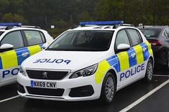 NX69 CNV (S11 AUN) Tags: cleveland police peugeot 308 hdi divisional panda car incident response vehicle irv 999 emergencyvehicle nx69cnv