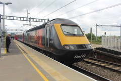 43172 (matty10120) Tags: class railway rail travel transport 43 125 intercity great western first didcot parkway