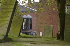 OverTheRoad (Tony Tooth) Tags: nikon d7100 sigma 70mm window churchyard streetview leek staffs staffordshire