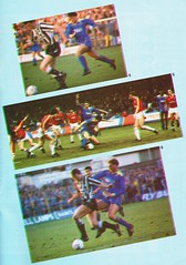 Wimbledon vs Luton Town - 1988 - Page 33 (The Sky Strikers) Tags: wimbledon luton town dons review barclays league division one official matchday magazine pound plough lane