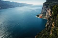 Lago di Garda II (Passie13(Ines van Megen-Thijssen)) Tags: italie italien italy italia gardasee gardameer lagodigarda lakeofgarda lake see meer pieve tremosine lombardei fufifilm x100f inesvanmegen inesvanmegenthijssen natur nature landscape