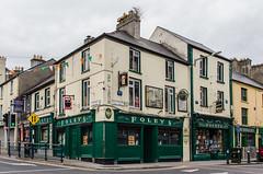Sligo - Foleys Bar Castle Street (Le Monde1) Tags: ireland connacht connaught republic nikon d7000 countysligo eire yeats abbey foleysbar castlestreet