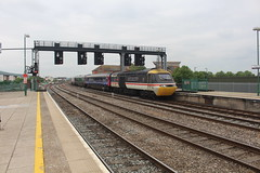43185 (matty10120) Tags: class railway rail travel transport 43 125 intercity great western first cardiff central
